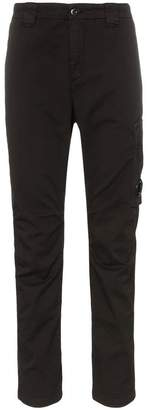 C.P. Company straight leg utility pocket trousers