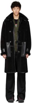 Stella McCartney Black Lenny Coat