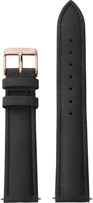 Cluse CLS001 La Bohème stainless steel and leather strap