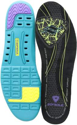 Sof Sole Thin Fit Lightweight Performance Insole, Women's Size 8-11