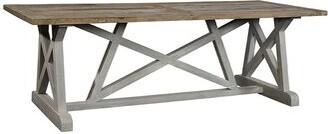 Furniture Classics Aquarius Solid Wood Dining Table Furniture Classics