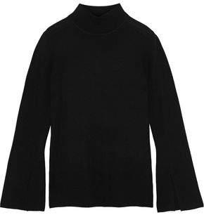Iris & Ink Ryan Wool Turtleneck Sweater