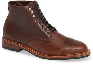 Oak Street Bootmakers Lakeshore Cap Toe Boot
