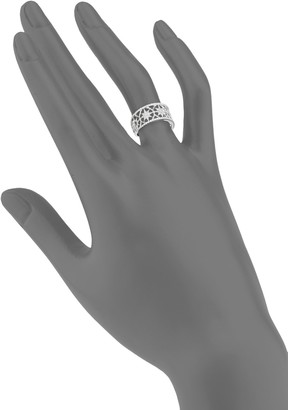 KC Designs Diamonds & 14K White Gold Band Ring