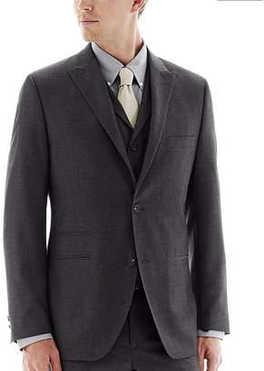 Co THE SAVILE ROW The Savile Row Company Charcoal Suit Jacket - Slim