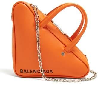 Balenciaga Triangle Duffle Xs Bag - Womens - Orange