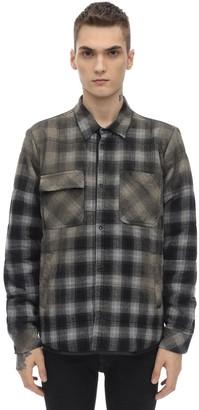 Giorgio Brato Oversize Cotton Blend Shirt Jacket