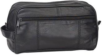 Natico Ultimate Leather Dopp Kit