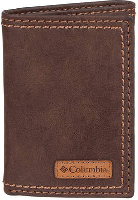 Columbia RFID Secure Trifold Wallet