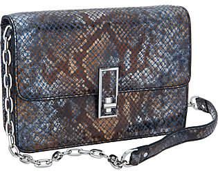 G.I.L.I. got it love it G.I.L.I. Leather Turnlock Shoulder Bag