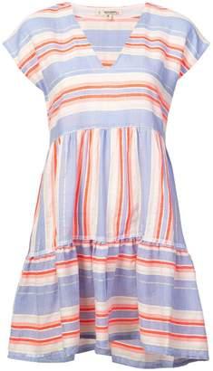 Lemlem Fiesta striped mini dress