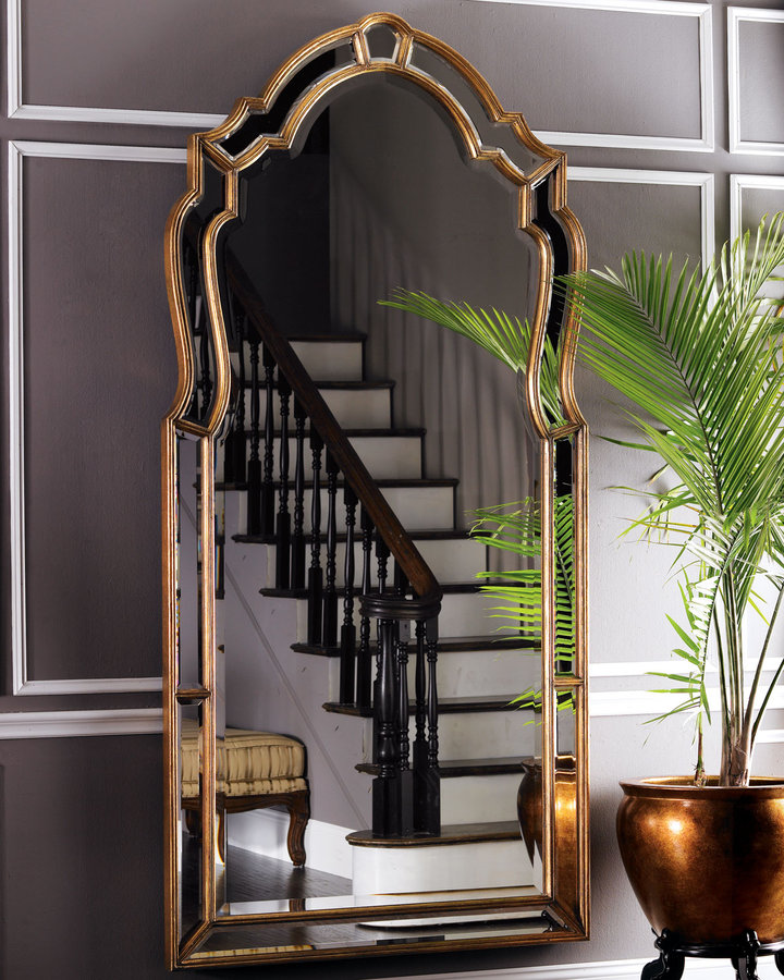 John-Richard Collection Oversized Beveled Mirror