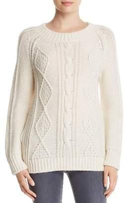 Gerard Darel Marylin Cable-Knit Pullover - 100% Exclusive