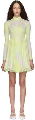 Stella McCartney Multicolor Tie-Dye Dress