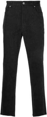 Gomorrah raw cuff jeans