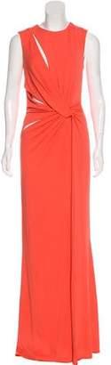 Elie Saab Sleeveless Evening Dress w/ Tags