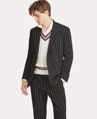 Ralph Lauren Polo Striped Suit Jacket