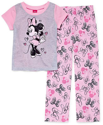 Disney 2-pc. Pant Pajama Set Girls