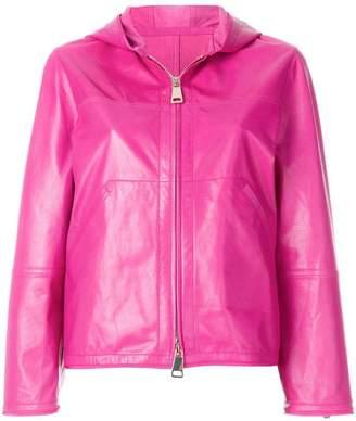 Sylvie Schimmel hooded zip up jacket