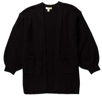 Tucker + Tate Bubble Sleeve Cardigan (Big Girls)