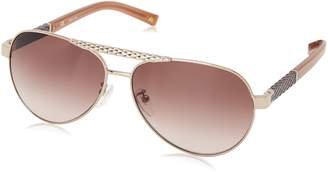 Escada Sunglasses Women's SES831M-0A40 Aviator Sunglasses