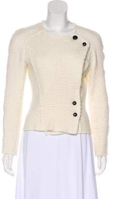 Isabel Marant Collarless Casual Jacket