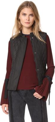 Belstaff Westwell Lightweight Technical Quilt Jacket $295 thestylecure.com