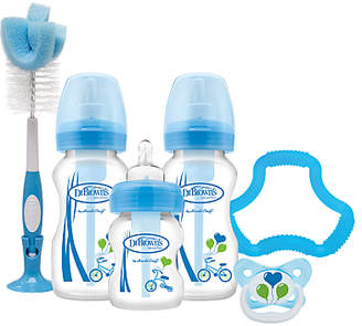 Dr Browns Dr Brown's Options Natural Flow Baby Bottle Gift Set