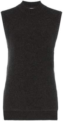 Rejina Pyo sleeveless knitted wool blend vest