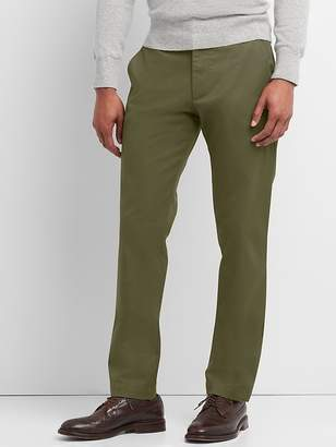 Gap Clean Khakis in Slim Fit with GapFlex