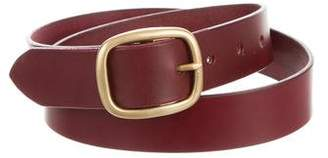 Maximum Henry Leather Buckle Belt