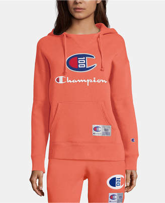 Champion Century Logo Hoodie