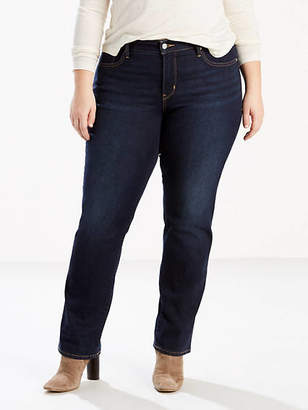 Levi's 314 Shaping Straight Jeans (Plus Size)
