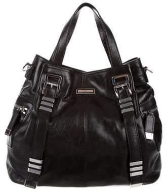 Michael Kors Leather Satchel Bag Black Leather Satchel Bag