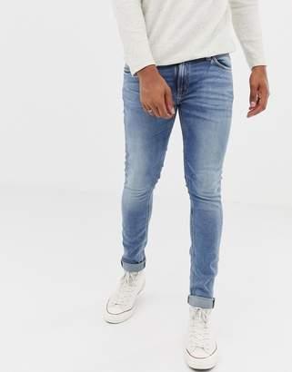 Nudie Jeans Skinny Lin jeans old blues