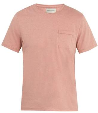Oliver Spencer Crew-neck cotton-jersey T-shirt