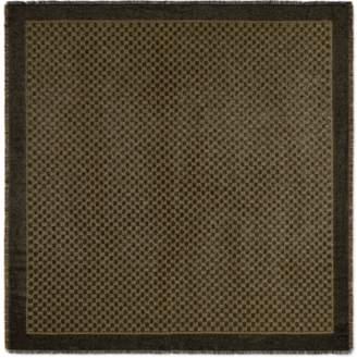 Gucci Lurex GG jacquard shawl