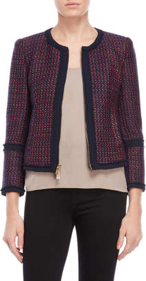 Juicy Couture Elodie Tweed Jacket