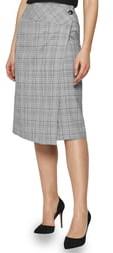 Reiss Alenna Wrap Skirt