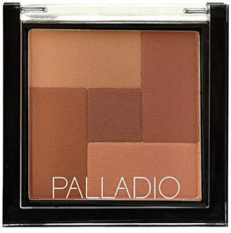 Palladio 2-In-1 Mosaic Powder Blush & Bronzer