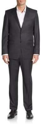 Michael Kors Regular-Fit Wool Suit