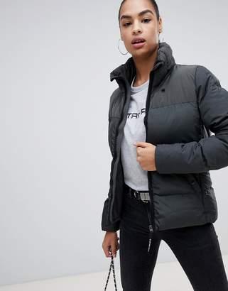 G Star G-Star whistler recycled polyester slim fit padded jacket