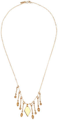 Vanessa Mooney Diamond Necklace
