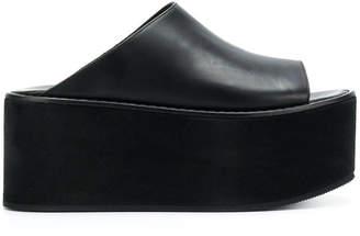 Ann Demeulemeester high platform sandals
