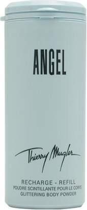 Thierry Mugler Angel Perfume by for Women. Glittering Body Powder 2.7 Oz Refill.