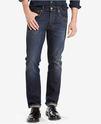 Levi's Men 501 Original Fit Stretch Jeans