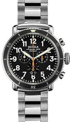 Shinola Runwell Chronograph Sport Watch, 48mm