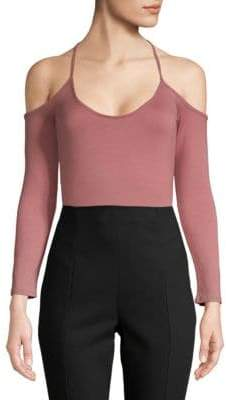 Rachel Pally Tati Long-Sleeve Bodysuit