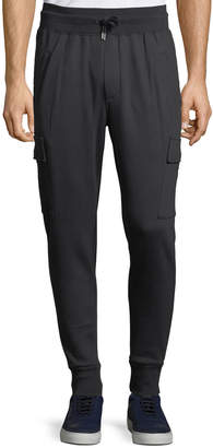 Slate & Stone Men's Knit Cargo Jogger Sweatpants