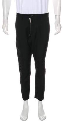 DSQUARED2 Zip Accented Cropped Pants w/ Tags